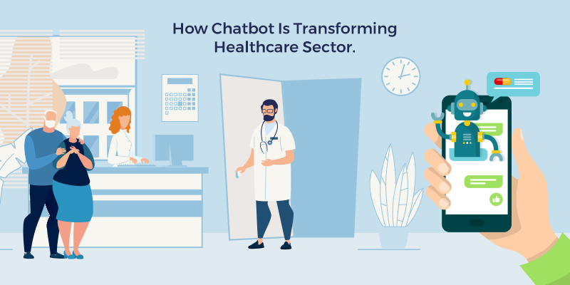 How Chatbot is transforming Healthcare Sector