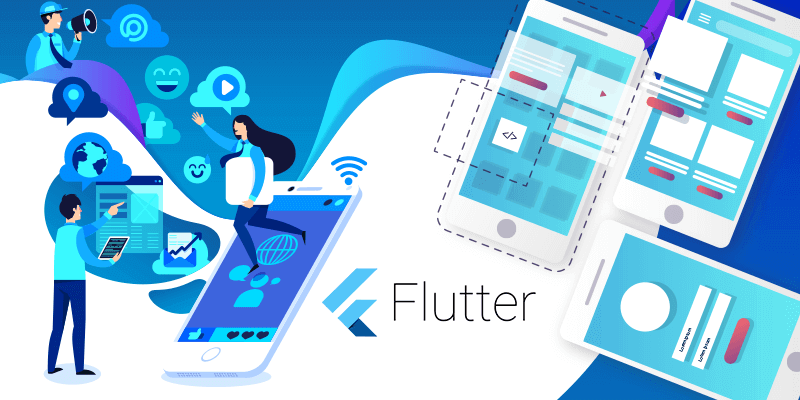 Start your business with an awesome Flutter app