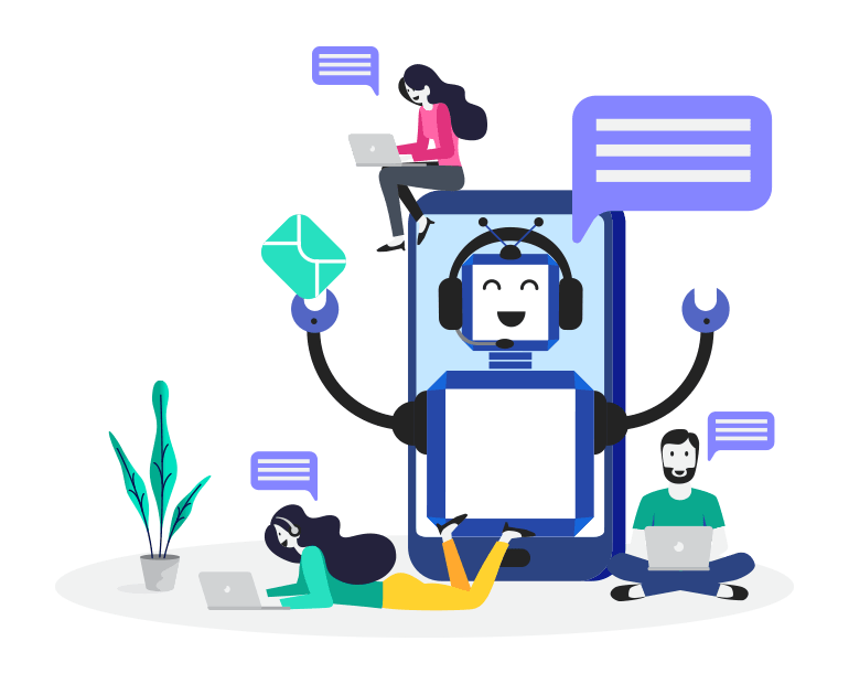 Chatbot App Development Agency in India   Hire Chatbot